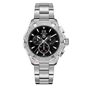 Tag Heur Aquaracer Men's Stainless Steel Bracelet Watch - Product number 4590600