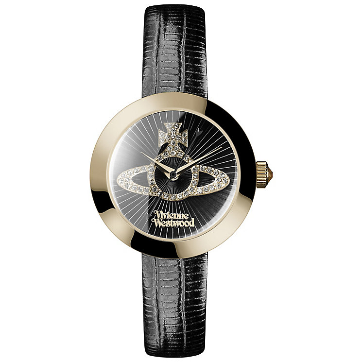 Vivienne Westwood Ladies' Gold Plated Strap Watch - Product number 4590643
