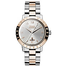 Vivienne Westwood Ladies' Two Colour Bracelet Watch - Product number 4590694