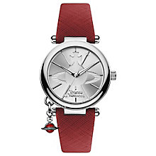 Vivienne Westwood Ladies' Stainless Steel Strap Watch - Product number 4590716