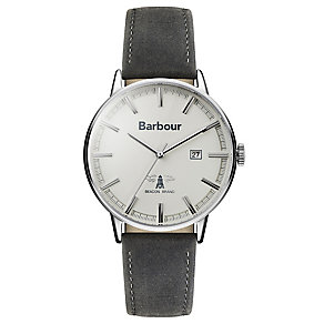 Barbour Men's Stainless Steel Strap Watch - Product number 4590872