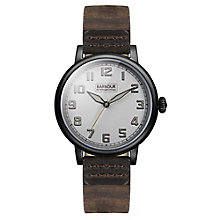 Barbour Men's Ion Plated Strap Watch - Product number 4590880