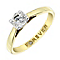 The Forever Diamond 18ct Gold 3/4 Carat Diamond Ring - Product number 4598520