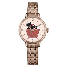 Radley Ladies' Rose Gold-Plated Bracelet Watch - Product number 4610490