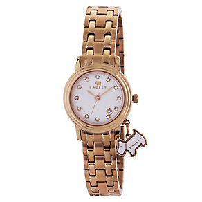 Radley Ladies' Rose Gold-Plated Mesh Bracelet Watch - Product number 4610547