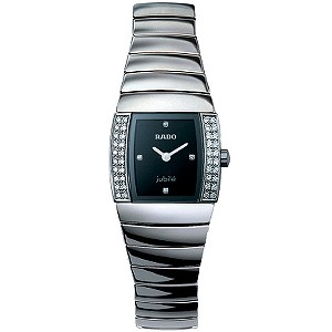 Rado Sintra ladies' ceramic bracelet jubilé watch - S - Product number 4611225