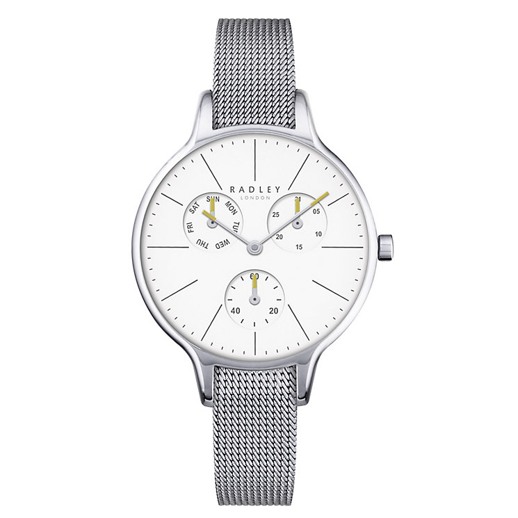 Radley Ladies' Multi Dial Stainless Steel Bracelet Watch - Product number 4613120