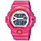 Casio Baby-G Pink Alarm Chronograph Watch - Product number 4614682