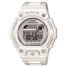 Casio Baby-G White Digital Watch - Product number 4614712