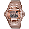 Casio Baby-G Rose Resin Strap Watch - Product number 4614720