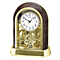 Rhythm Mantel Clock With Swarovski Elements Pendulum - Product number 4619102