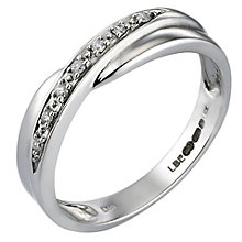 Bride's Gold Diamond Ring - Product number 4621956