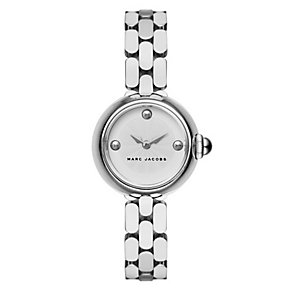 Marc Jacobs Court Ladies' Stainless Steel Bracelet Watch - Product number 4624211