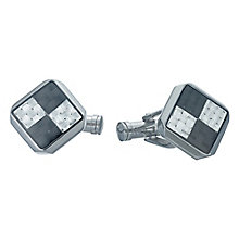 Ted Baker Stainless Steel Cufflinks - Product number 4624505