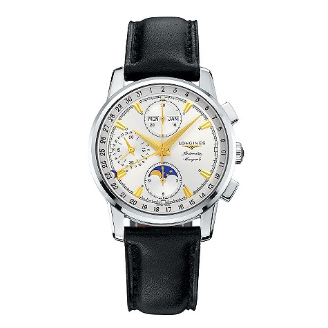 Longines Conquest Replica mens automatic moonphase watch