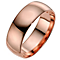 9ct rose gold 7mm extra heavyweight wedding ring - Product number 4630610