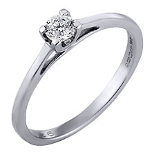 The Forever Diamond - 18ct White Gold Diamond Ring - Product number 4680308