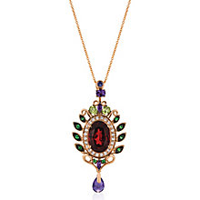 Le Vian 14ct Strawberry Gold Pomegranate Garnet Pendant - Product number 4685733