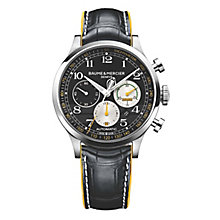 Baume & Mercier Men's Capeland Shelby Cobra Watch - Product number 4700015