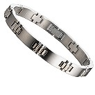 Men's titanium bracelet - Product number 4710665