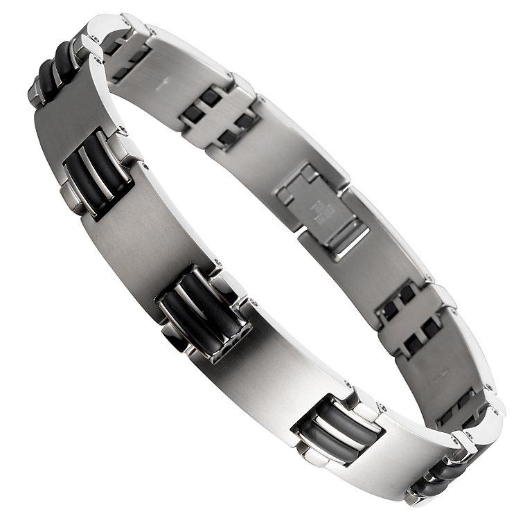 Men's titanium bracelet - Product number 4710681