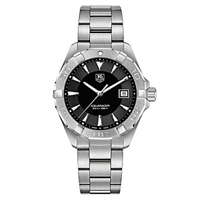 Tag Heur Aquaracer Men's Stainless Steel Bracelet Watch - Product number 4716981