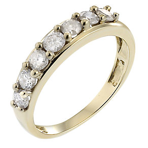 18ct Gold Diamond Ring - Product number 4718852