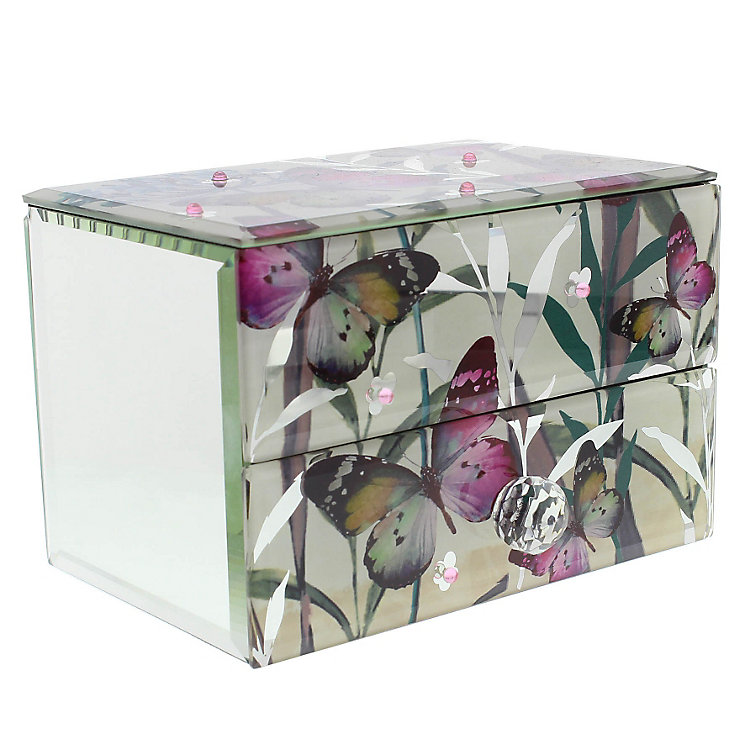 Butterfly Jewellery Box - Product number 4768604