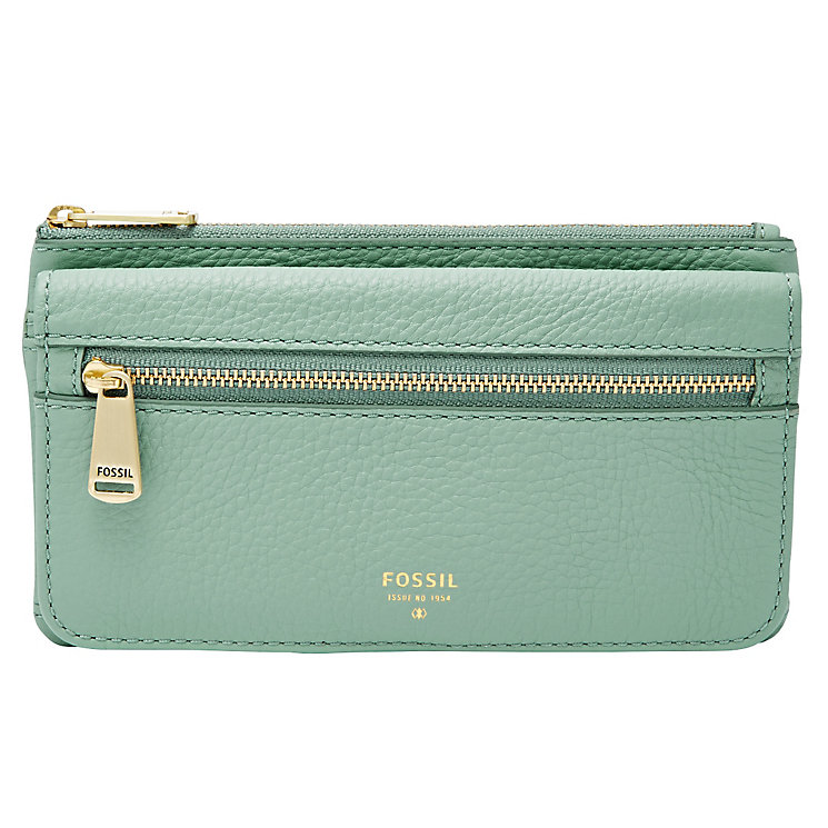 Fossil Ladies' Sea Green Wallet - Product number 4768655