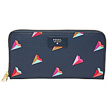 Fossil Ladies' Hearts Phone Wallet - Product number 4769333