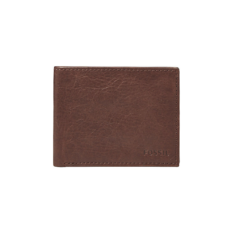 Fossil Men's Bifold Brown Wallet - Product number 4769376