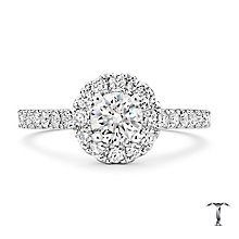 Tolkowsky 18ct White Gold 1.50ct Diamond Ring - Product number 4771656