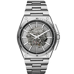 Michael Kors Wilder Men's Stainless Steel Bracelet Watch - Product number 4777905
