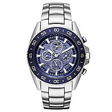 Michael Kors Jetmaster Men's Stainless Steel Bracelet Watch - Product number 4777956