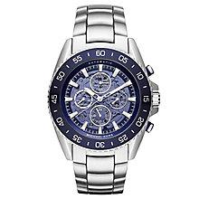 Michael Kors Jetmaster Men's Stainless Steel Bracelet Watch - Product number 4777956