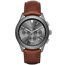Michael Kors Men's Gareth Men's Stainless Steel Strap Watch - Product number 4777972