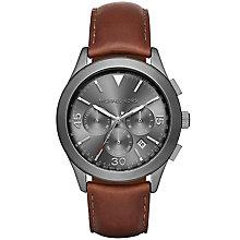 Michael Kors Men's Gareth Men's Stainless Steel Strap Watch - Product number 4777972