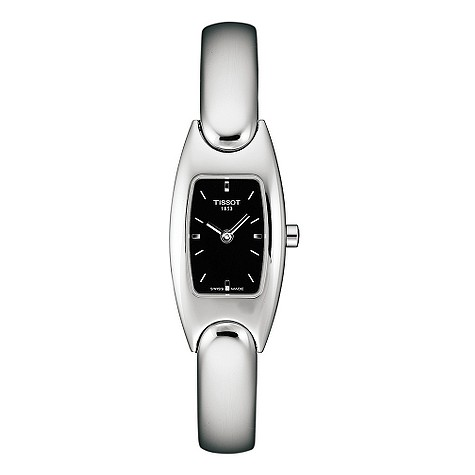 Tissot Cocktail ladies' stainless steel watch