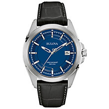 Bulova Precisionist Men's Stainless Steel Strap Watch - Product number 4785452