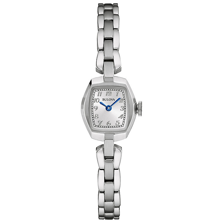 Bulova Ladies' Stainless Steel Bracelet Watch - Product number 4785738