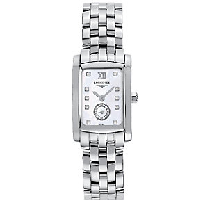 Longines DolceVita Classic ladies' stainless steel watch - Product number 4789660