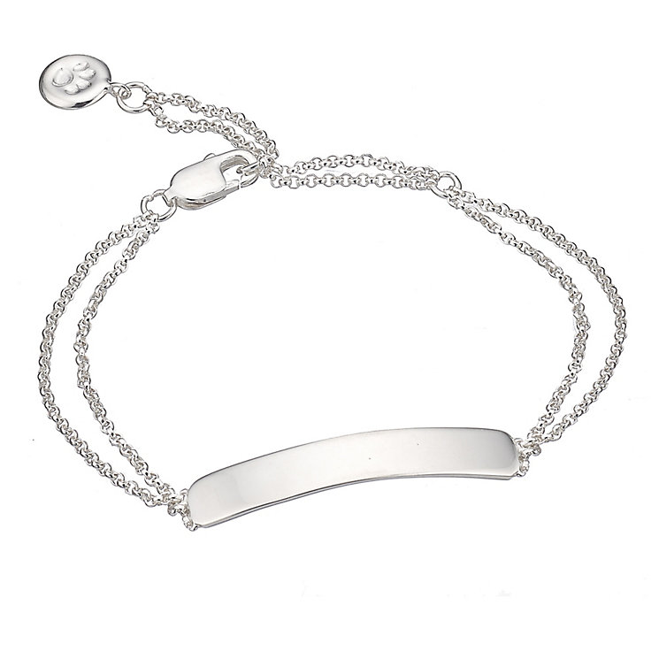 Molly Brown Plain ID Bracelet - Product number 4797590