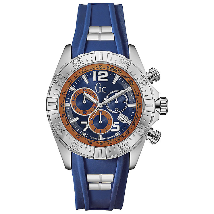 Gc Men's Stainless Steel Strap Watch - Product number 4799003