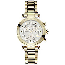 Gc Ladies' Gold Tone Bracelet Watch - Product number 4799011