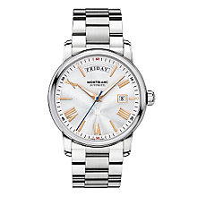 Montblanc 4810 Men's Stainless Steel Bracelet Watch - Product number 4803027