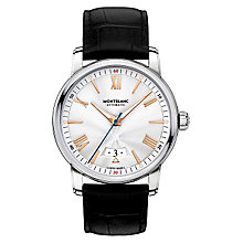 Montblanc 4810 Men's Stainless Steel Strap Watch - Product number 4803604