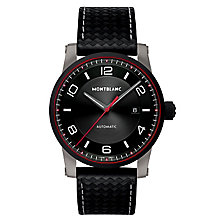 Montblanc Men's Stainless Steel Strap Watch - Product number 4803957