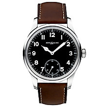 Montblanc 1858 Men's Stainless Steel Strap Watch - Product number 4803973