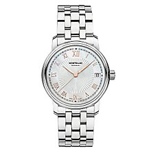Montblanc Tradition Ladies' Stainless Steel Bracelet Watch - Product number 4804015