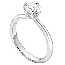 Jan Maarten Asscher 18ct White Gold 0.25ct Diamond Ring - Product number 4804058